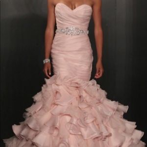 2015 Authentic Maggie Sottero  gown.